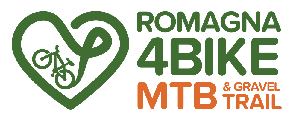 Logo Ciclobrevetto Romagna 4 Bike Mountain Bike Trail