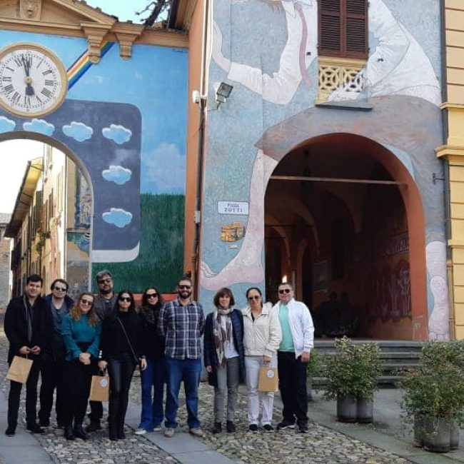 Dal Brasile al cuore dell'Emilia Romagna