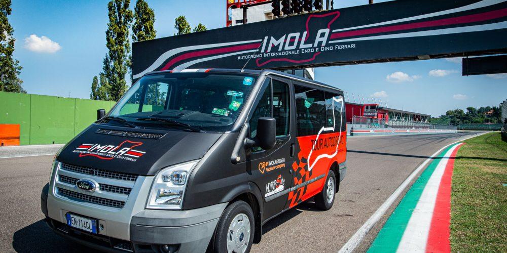 Visite all'Autodromo di Imola