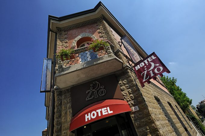 Hotel Ziò ***