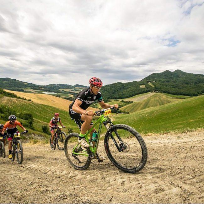 Trekking and mountain biking in the Parco della Vena del Gesso Romagnola