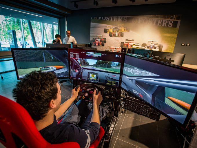F1 SIMULATORS – Sim Speed Room