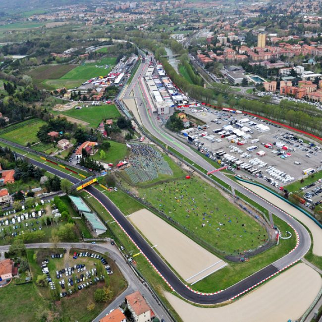 The Autodromo Internazionale Enzo e Dino Ferrari, place of history and passion