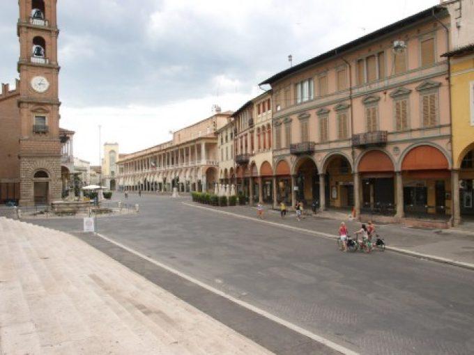 Piazza del Popolo e Piazza della Libertà