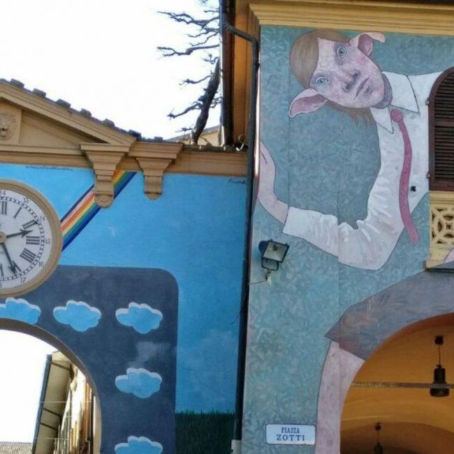 Volete un luogo autentico in Italia? Visitate Dozza