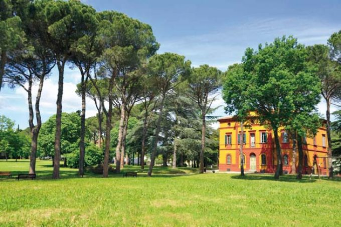 Park and Villa Manusardi