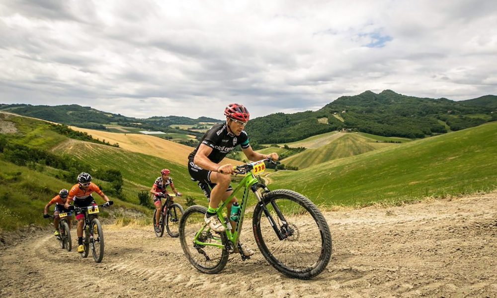Trekking and mountain biking in the Parco della Vena del Gesso Romagnola