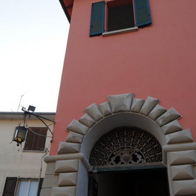 Palazzo Baronale e centro visite a Tossignano