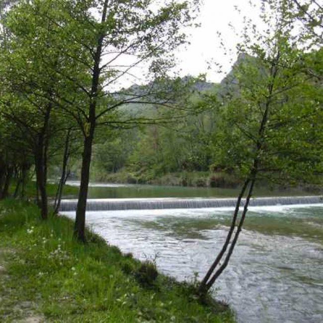 Parco Lungofiume di Borgo Tossignano