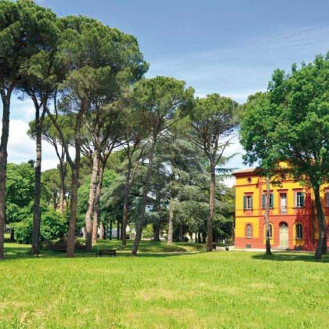 Parco e Villa Manusardi