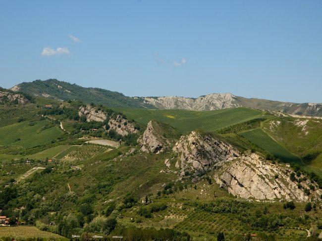 Regional Park of Romagna Gypsum Vein