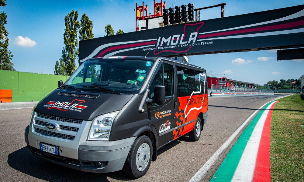 Racetrack Tour
