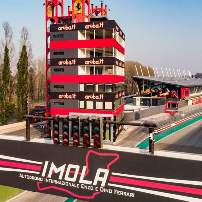 Tornano le Visite Giudate all'Autodromo di Imola