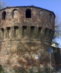 The Cassero, Towers and Walls