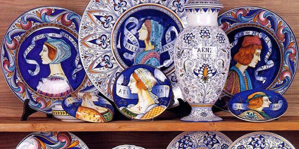 Un giro tra le Botteghe degli artigiani ceramisti