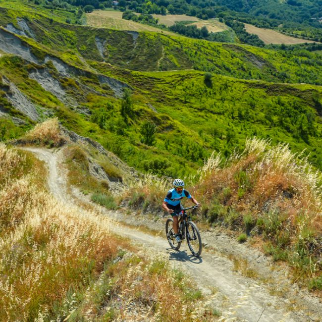 Romagna4Bike – MTB&Gravel Trail – Self-managed