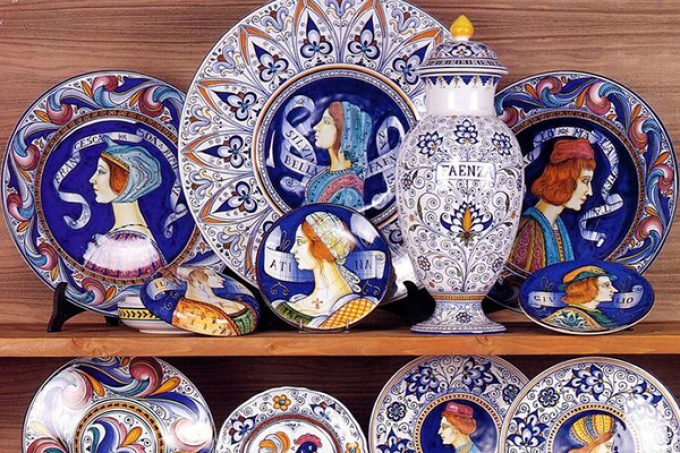 Ceramiche Faentine- MIC